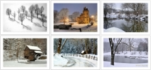 Winter and Snow Scenes