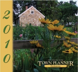 2010 Town Planner Cover page