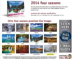 Sparta Calendars 2014