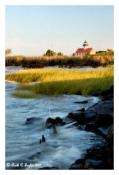 Gentle Morning Waves - East Point Lighthouse, NJ