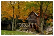 Grist Mill at Glade Creek - Babcock Park, WV