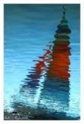 Sailing Watercolors - Lake Galena, PA