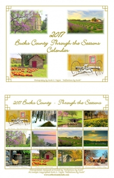 2017 Bucks County Calendar