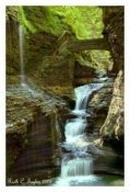 Rainbow Bridge - Watkins Glen State Park, NY